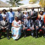 Comité Exécutif - Forum des Parlements de la CIRGL